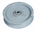 Flat Idler FOR JOHN DEERE # AM103018