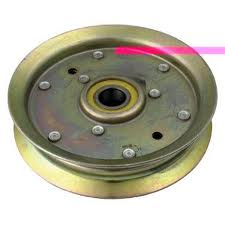 Idler Pulley For John Deere AM135526