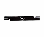 Fusion High Lift Lawn Mower Blade For Exmark # 109-6465 For Triton Deck, 15/16 Center Hole, .203 Thickness