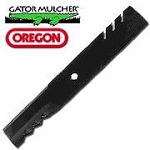 Gator Magnum Mulcher Lawn Mower Blade For Wright Stander # 71440002