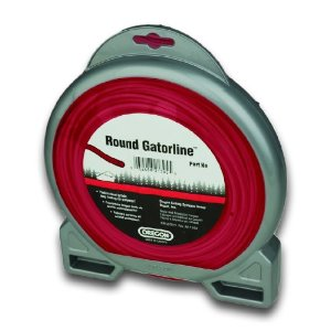 Oregon Red Gator Line Round Trimmer line .130