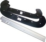 Paddle Scraper Bar Kit For Toro CCR2000, Old Style 99-9313 , 55-8760