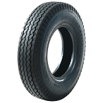 Lawn Mower Tire Kenda Universal Rib High Speed Trailer Tire 480x400x8 b Ply