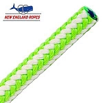 Ultra Vee Safety Blue Climbing Rope By New England Ropes 1/2