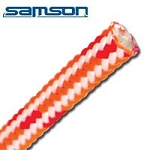 Velocity Hot Climbing Line by Samson, 11mm (7/16
