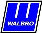 Walbro Carburetor  Part # WYL-31-1 Carburetor