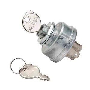 Ignition Switch For Wheel Horse # 103990