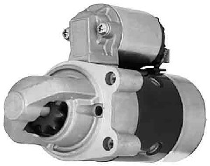 Electric Starter Motor For Onan # 191-642-04, 191-1804-04, 191-1808-04/06, 191-1949-04/06/07/08