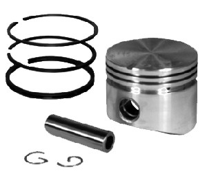 Replacement Piston & Ring Set Assembly For Briggs & Stratton # 391673, 499907, 299573