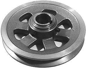 Cast Iron Spindle Pulley For Bobcat 31011B