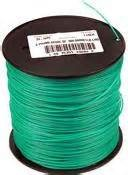 "Green Round Trimmer line .095"" Gauge 3 Lb Spool Package"