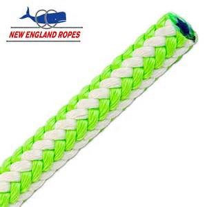 "Ultra Vee Safety Blue Climbing Rope By New England Ropes 1/2"" x 600'"