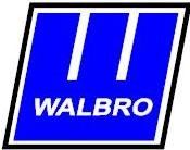 Walbro Carburetor  Part # WT-806-1 Carburetor