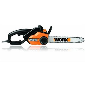 "Worx WG300 (14"") 3 HP Electric Chain Saw"