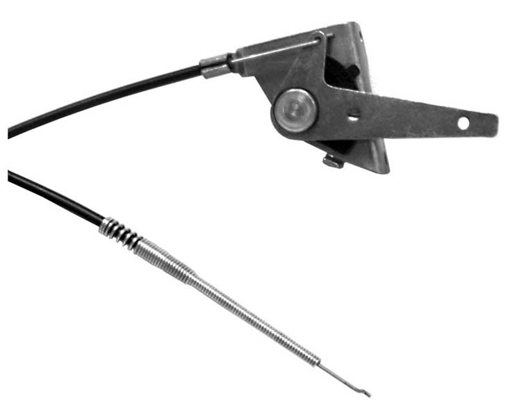 Throttle Control Cable Assembly For MTD # 746-1084